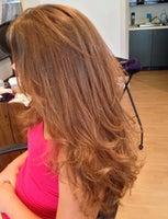 Donna Rolls Hair @ Salon Collage