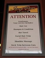 The Guys Place, A Hair Salon for Men