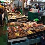 泉佐野漁協組合 青空市場