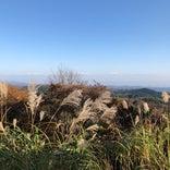 宝達山山頂