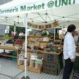 Farmer's Market @UNU