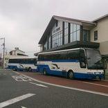 浜田駅 高速バスのりば