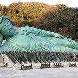南蔵院釈迦涅槃像