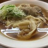 刀削麺 ○新