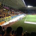 ユアテックスタジアム仙台 サポーター自由席ゴール裏