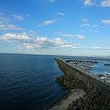 淡輪ヨットハーバー