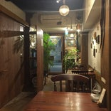 old cafe ときの木