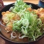 讃岐釜あげうどん 四代目横井製麺所 桑名安永店