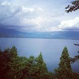 田沢湖展望台