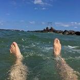 ハワイ海水浴場/Hawai Beach