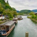 嵐山公園 中之島地区