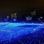 東京ミッドタウン 芝生広場