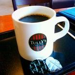 タリーズコーヒー 大分中央町店