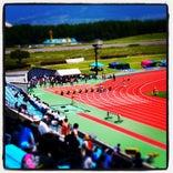 松本平広域公園陸上競技場