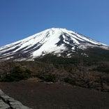 富士スバルライン 富士山五合目