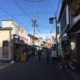 お千代保稲荷参道 商店街