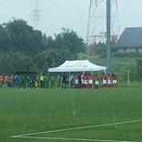 岐阜県フットボールセンター 人工芝グラウンド