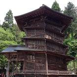 さざえ堂(旧正宗寺・円通三匝堂)