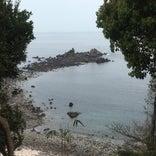 三ツ石海岸 - 潮騒遊歩道