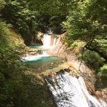 七ッ釜五段の滝