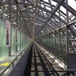京都駅ビル 空中径路