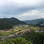 土師ダム展望台