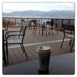 Starbucks Coffee 諏訪湖SA(上り線)店
