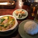 タイの食卓 クルン・サイアム×アティック×