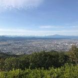 西蔵王公園 展望広場