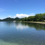 十和田湖マリンブルー