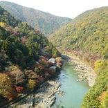 亀山公園展望台
