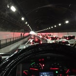 東名高速上り 鳥手山トンネル