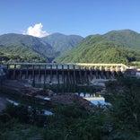 東北電力鹿瀬ダム