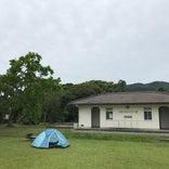爪白キャンプ場
