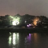 白石川右岸河川敷公園