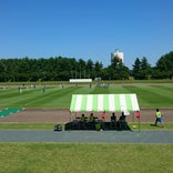 五戸町ひばり野公園陸上競技場