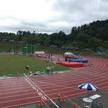 京都府立丹波自然運動公園陸上競技場