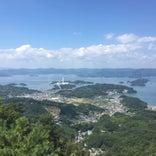 瀬戸内海国立公園 神峰山(大崎上島)