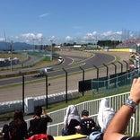鈴鹿サーキット 最終コーナー