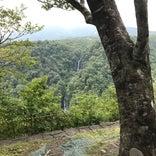 蔵王国定公園 滝見台