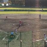 黒部市宮野運動公園野球場