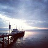 琵琶湖汽船 今津港