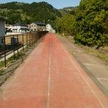 女川町町民陸上競技場跡