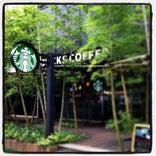 Starbucks Coffee からすま京都ホテル店