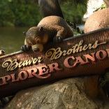 ビーバーブラザーズのカヌー探検