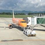 いわて花巻空港 (HNA)