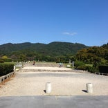 大宰府政庁跡 (都府楼跡)