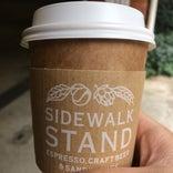Sidewalk Stand