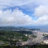 天狗山 展望台