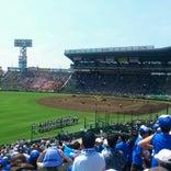 阪神甲子園球場 3塁アルプススタンド
